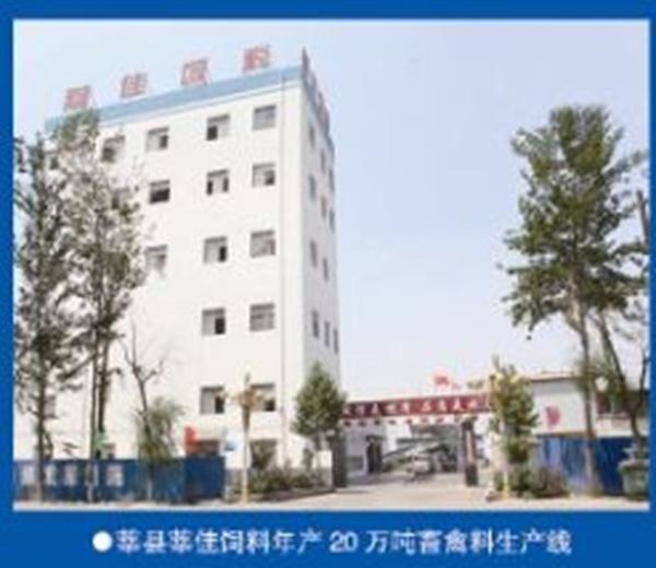 莘县莘佳亚博体育苹果手机下载年产30万吨畜禽料生产线