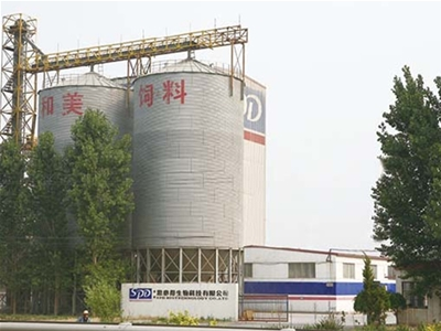 广西防城和美年产10万吨水产料生产线