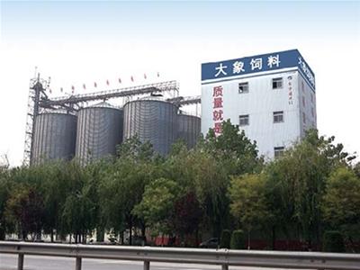 甘肃九泉大象娱乐世界彩票平台年产20万吨畜禽料生产线