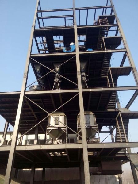 双线420生产线安装现场